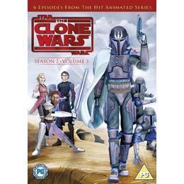 Star Wars Clone Wars - Season 2 Vol.3 [DVD]